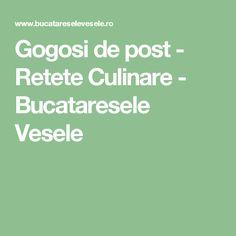 Gogosi de post - Retete Culinare - Bucataresele Vesele