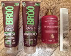Уход за волосами - мятные шампунь и кондиционер плюс травяной несмываемый крем-кондиционер - Радость души и тела