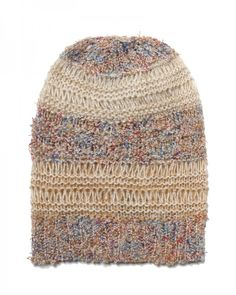 D&Y Women's Marled Boucle Knit