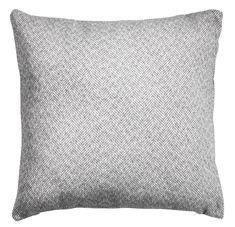 Prydnadskudde MYRHATT 45x45cm grå | JYSK