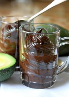 Christina's Cucina: Mocha (Avocado) Mousse...and no, it doesn't taste weird!