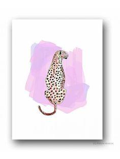 Queen B The Leopard Print -  #landgwishlist
