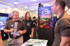 After 10 successful years on the West Coast, Reef-A-Palooza holds first East Coast show in #Orlando, a sign that the #aquatics industry is growing. #pets #fish