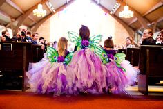 fairy flower girls!