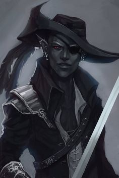 Jarlaxle Baenre by NeexSethe on DeviantArt