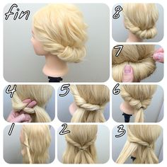 Haare-Mode-Schönheit/, , Haare-Mode-Schönheit/ You are in the right place about Hairstyle for school shoulder length Here we offer you the most beautiful pictures about the Ha. Work Hairstyles, Flower Girl Hairstyles, Little Girl Hairstyles, Pretty Hairstyles, Wedding Hairstyles, Flower Girl Updo, Flower Girls, Bridesmaid Hair, Prom Hair