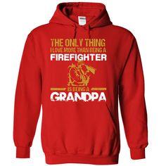 FIREFIGHTER GRANDPA T-Shirts, Hoodies, Sweaters