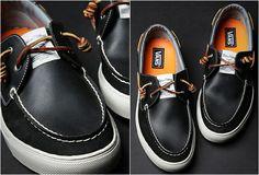 Vans x Deluxe Zapato Del Barco