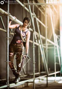 Lara Croft , tomb raider