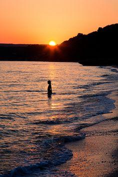 Lourdas beach, Kefalonia