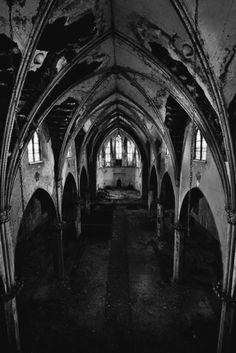 This was once a church