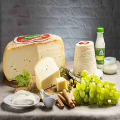 """According to Greek mythology , Aristaios , the son of Apollo and Cyrene , was sent by the gods to give the Greeks talent making cheese. This gift was nicknamed the """" never-ending """" ( """" gift of everlasting value"""" ), and if we agree to follow this story, we can safely say that the value of the gift is strengthened with the passage of time . http://www.winesandolives.pl/"""