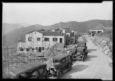 """Vinecrest Development, Hollywood, Los Angeles, CA, 1926 :: """"Dick"""" Whittington Photography Collection, 1924-1987"""