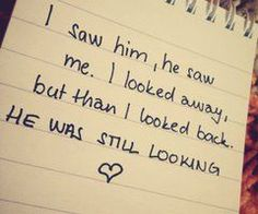 This Is What happened to me and I smiled like crazy! :) his eyes are exactly like Niall Horan's!