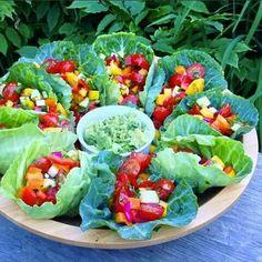 Beautiful healthy food