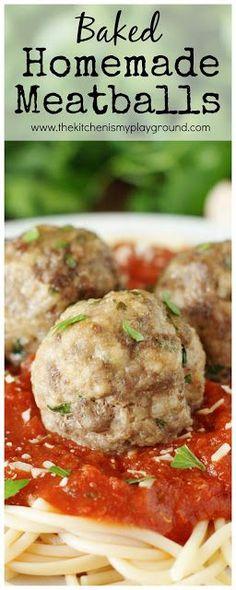 about Meatballs on Pinterest | Swedish Meatball, Chicken Meatballs ...