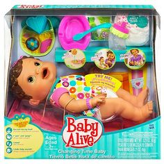 Baby Alive My Baby Alive - Blonde - product summary - Bing Shopping Baby Doll Set, Baby Dolls For Kids, Baby Alive Dolls, Hello Dolly, Dollhouse Dolls, Childhood Memories, Toys, Children, Summary