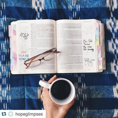 It's so exciting to read what everyone says about their Bible Study and creative time in the Word!  Loving this picture and was so encouraged by what @hopeglimpses has written about Nehemiah!  #craftedword #biblejournalingcommunity #biblejournaling #repostedwithpermission @hopeglimpses with @repostapp.  Hi! It's Friday my friends!!! And it's my last post about Nehemiah's book... These are some things that popped out while I was reading chapters 11 12 and 13:  1. Serve God faithfully!  2…