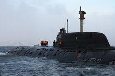 Kostroma, Sierra I class SSN.