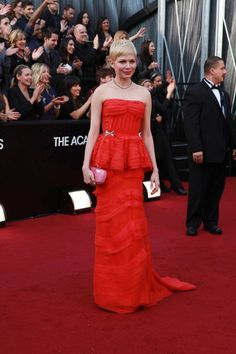 Red Carpet Project - NYTimes.com Michelle Williams Louis Vuitton, 2012