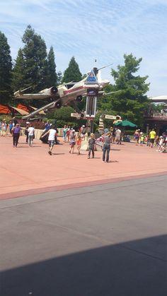 Disneyland Paris - Star Tours Attraction, Star Tours, Disneyland Paris, Dolores Park, Travel, Viajes, Destinations, Traveling, Trips
