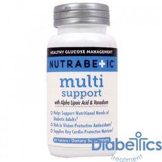 Windmill - PN9002 - Nutrabetic Vitabetic, 60 Count