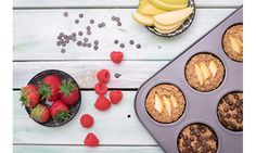 Gratis Rezept: Breakfast-Muffins | Anni´s Leckereien Breakfast Muffins, Pudding, Desserts, Food, Treats, Dessert Ideas, Bakken, Recipes, Tailgate Desserts