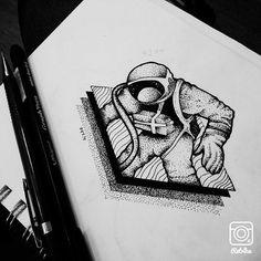 Fresh WTFDotworkTattoo Find Fresh from the Web Космонавт Эдя. Поздравляю всех с днем космонавтики! #денькосмонавтики #космос #космонавт #космонавттату #тату #tattoo #ekb #татуекатеринбург #татуекб #эскиз #лайнворк #дотворк #sketch #linework #dotwork #skizze #sketchbook #скетчбук #точки #dot #dots nizhe_e WTFDotWorkTattoo
