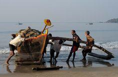 Anjuna, North #Goa .. #vianaar