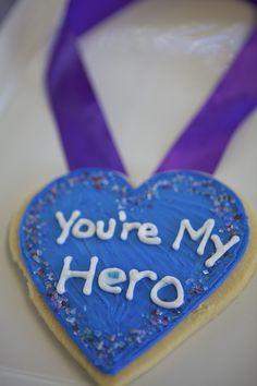 Hero Medal