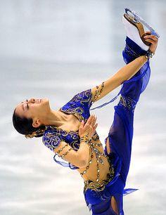 2011-2012 SP Scheherazade by Nikolai Rimsky-Korsakov choreo. by Tatiana Tarasova