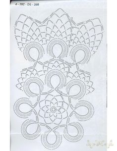 Image gallery – Page 432697476697019684 – Artofit Crochet Diagram, Crochet Chart, Thread Crochet, Crochet Motif, Crochet Doilies, Crochet Stitches, Knit Crochet, Crochet Potholders, Crochet Blocks