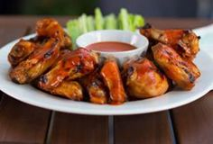 Make sure your hot wings live up to their name with Frank's RedHot Hot Buffalo Wings Sauce. Also great as a dip or on everyday foods like burgers and tacos. Buffalo Chicken Nachos, Chicken Dips, Chicken Recipes, Chicken Bombs, Chicken Puffs, Barbecue Chicken, Chicken Fajitas, Keto Chicken, Turkey Recipes