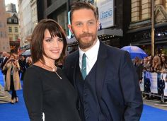 #TomHardy And Wife #CharlotteRiley Are Expecting A Baby