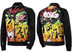 Adidas Graffiti Jacket images