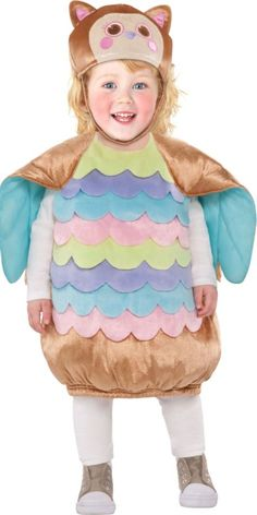 Baby Owl Costume - Party City