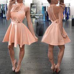 Vestido Frente Única com Renda - Compre Online | DMS Boutique