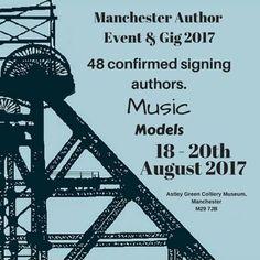 "#regram via @scarlettflame2 . . . ""#MAEG2017 #booksigning"""