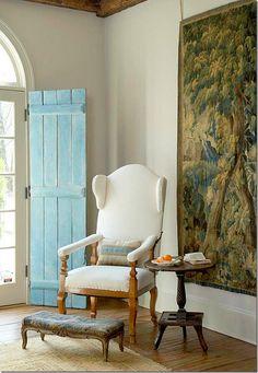 Atlanta interior designer Barbara Westbrook
