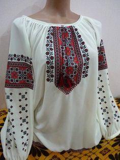 Items similar to Embroidered blouse Flowered embroidery Chiffon shirt for womens Ukrainian vyshyvanka Ukrainian style Boho style on Etsy Embroidery On Clothes, Shirt Embroidery, Embroidery Fashion, Vintage Embroidery, Embroidered Blouse, Embroidery Patterns, Machine Embroidery, Hungarian Embroidery, Boho Fashion