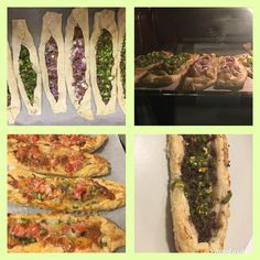 Home made pide