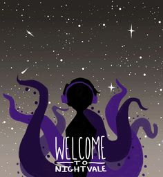 uglyxylophone:  Oh, Cecil, you adorable eldritch creature. Night Vale Presents, Good Night, Glow Cloud, 30 Day, Welcome To Night Vale Cecilos, Homestuck, Dog Park, Fandoms, Fan Art