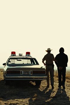 I fell free when i watch this. No Country for Old Men