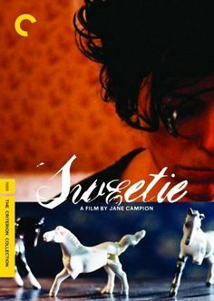Sweetie is plump, imperious, self-centered, and seriously mentally ill. The parents see none of the illness, seeing only their cute child.Not Jane Campion's best movie.