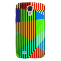 geometric color galaxy s4 cover