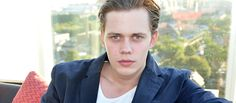 This is a brand new and really well-laid out #BillSkarsgard fan site! I like it and I hope the blogger keeps it up. Good for a quick Skarsgard fix, if you're on the go. There's always time for MORE Bill Skarsgard! #FanGirl