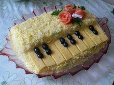 Piano salad