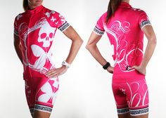 The Betty Cycling Kit  by Betty Designs....SO SICK!!!!!