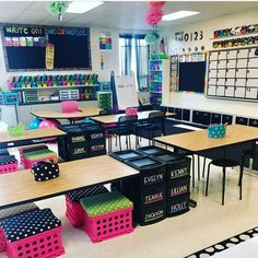 60 Gorgeous Classroom Design Ideas for Back to School 60 Gorgeous Classroom Design Ideas for Back to School Matchness 60 Gorgeous Classroom Design Ideas for Back to School 60 Gorgeous Classroom Design Ideas for Back to School Matchness First Grade Classroom, Classroom Setting, Classroom Design, School Classroom, Future Classroom, Classroom Ideas, Classroom Decoration Ideas, Classroom Pictures, Classroom Table Organisation