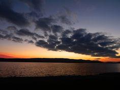 Winter sundown by Marc Kunze on 500px